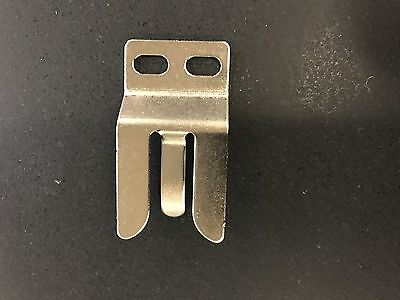 Cb Uhf Radio Microphone Mounting Clip/mic Bracket To Suit Uniden Gme