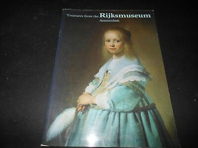 Treasures from the Rijksmuseum Amsterdam 1990 Emile Meijer Netherlands Dutch Art