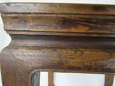 A pair of Chinese Antique Cafe Table /Stool Ming Dynasty Style 9