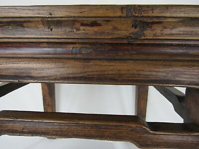 A pair of Chinese Antique Cafe Table /Stool Ming Dynasty Style 10