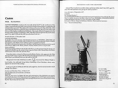 Norfolk Corn Windmills & other industrial Windmills Mühlengeschichte Mühlen 3