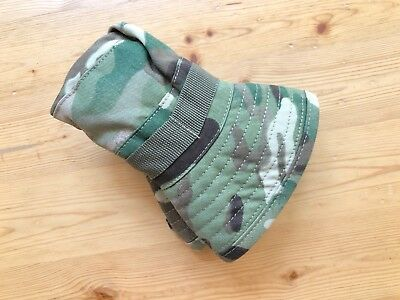 Multicam Boonie Hat US Army Woodland BDU Jungle Sun Cap Military 1 Size Fits All 8