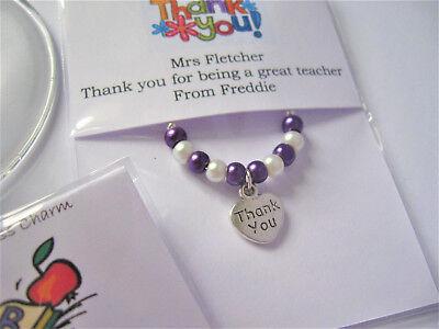 Best Teacher / Thank You Gift / Head Teacher / Teaching Assistant / End of Year 4