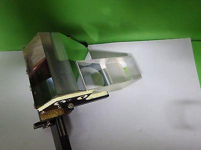 Microscope Pièce Polyvar Reichert Leica Tête Prismes Assemblage Optiques 2
