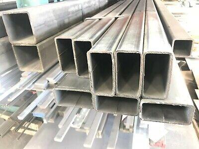 "Steel Rectangular Tube 2"" x 4"" x .125"" x 24"" 4"