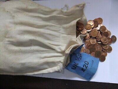 30 Uncirculated 1979 Decimal Half-Penny coins 3