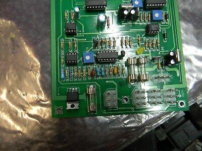 New  Control Card/Pcb Cb50-100 Rev. 2.0 6