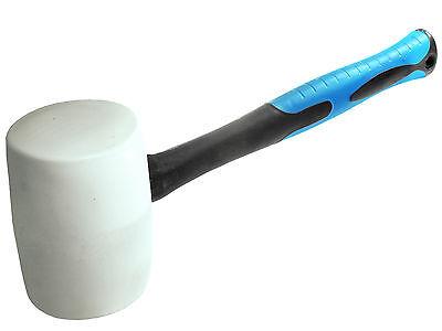 XXL Große Gummihammer Ø 85mm Schonhammer Soft Gummi Pflaster Hammer Fiberglas XT