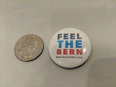 "Four 1.25"" Bernie 2020 Pins, You choose designs 8"