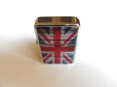 Britannia UNION JACK Metal LIGHTER UK