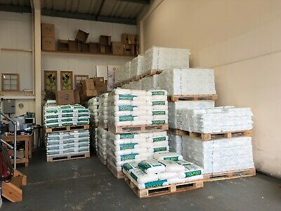 Harvey Kinetico Block Salt- 9 pack (18 blocks) 8KG each - Free Next Day Delivery 3