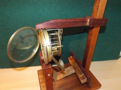 Buy 2 save £10 Clock movement test stand for lg  Fusse/wall/ Westminster/ French 8
