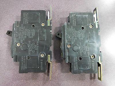 SQUARE D QOU120 CIRCUIT BREAKER 20 AMP 1 POLE 120//240 VOLT WITH CLIPS PT210-058