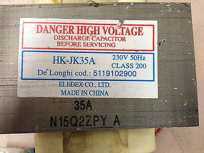Delonghi trasformatore HK-JK35A 750W Microonde MW605 MW310 MW420 MW400 MW335 2