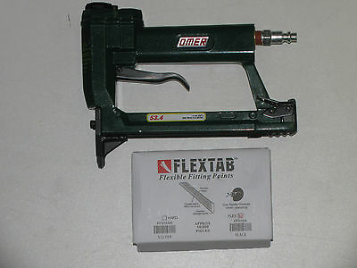 Picture Frame Air Tab Tool 1BX Flex Points  Flexable Tabs Fitting Gun 15mm Wedge