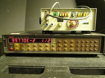 Keithley 194A Dual Channel Voltmeter RMS AVG Math 32K buffer High speed 8