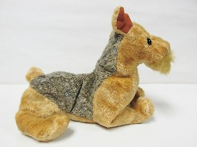 """Brand New w//Mint Tags /""""Whiskers/"""" the Wire Hair Fox Terrier Ty Beanie Baby"""