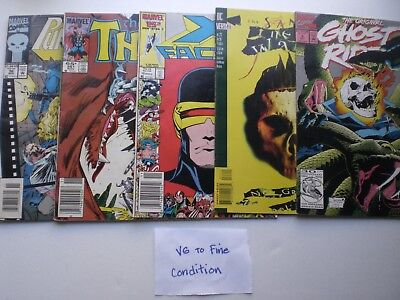 40 Comic Books For 30 Dollars: A to Z Titles 6