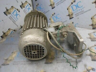 Quick Rotan  Synchro 6040 4000/Min 190-240 V 600 W 1 Ph 5.5 A Synchro Motor #6 4