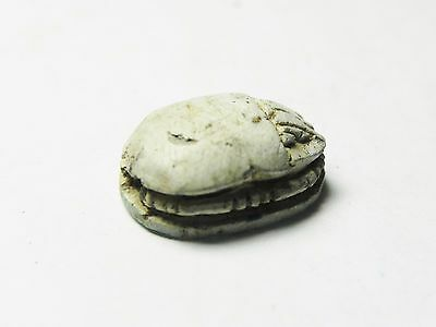 Zurqieh -Tat145-  Ancient Egypt, New Kingdom. Stone Scarab 1400 B.c