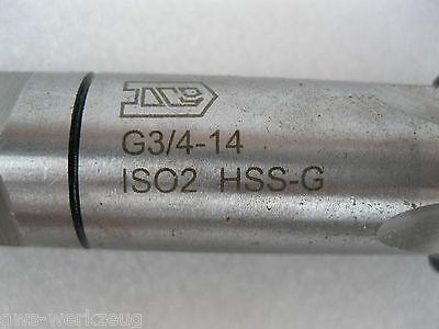 """Heller G 1//2/""""14 Zoll Rohrgewinde Gasgewinde Hand Gewindebohrer Gewindeschneider"""