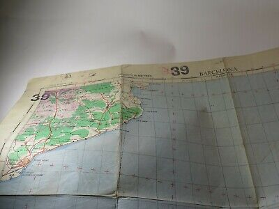 VINTAGE WWII MILITARIA RAF War Office Air Route Maps SELECTION PLEASE CHOOSE