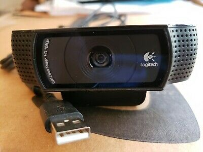 Used  Logitech C920 HD Pro Webcam 3