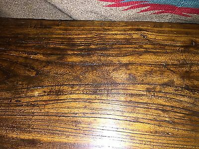 Magnificent Rare 1800's Wood Plank Chinese Altar Table 5