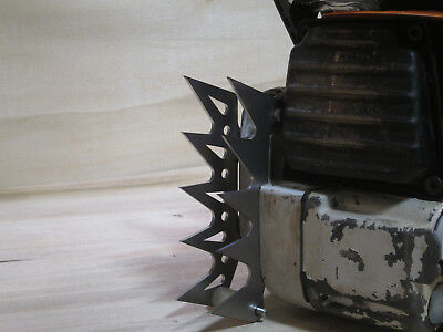 Stihl MS 261 Dog 1008 steel Skelition Laser Cut