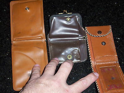 Vintage Coin Purse and Two Vintage Wallets - vintage/wallet/purse/bilfold 5