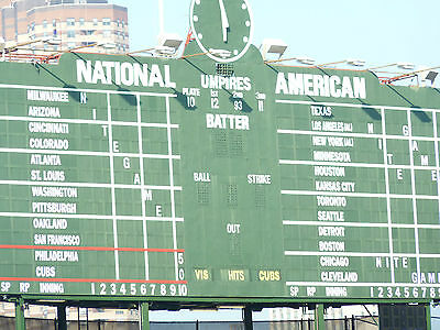 7 25 2015 PHOTOCOPY of TED'S SCORECARD CUBS COLE HAMELS PHILLIES NO HITTER NO NO 4