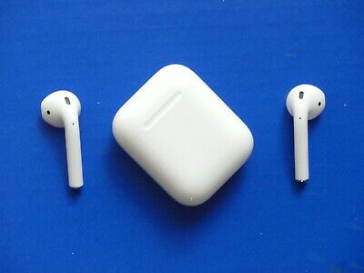 Authentic Apple AirPods 2nd Generation Left, Right, or Charging Case Replacement 12