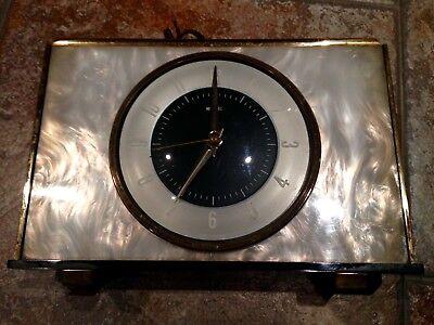 Vintage Retro Metamec 1960's / 70's Clock