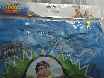 Brand New and Sealed Disney Toy Story Buzz Swim Bag Perfect Gift School 2