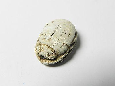Zurqieh -Af338- Ancient Egypt , 2Nd Intermediate Scarab. 1650-1550 B.c 2