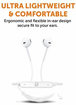 4.2Wireless Bluetooth Earphone Headphone Headset Sports Stereo For All Phones CA 4