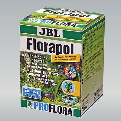 JBL Florapol 350 g Langzeit-Nährboden Konzentrat für 50-100l 2