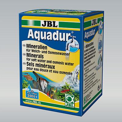 JBL AquaDur Mineralien zur PH-Stabilisierung 250 g für 3000l 2