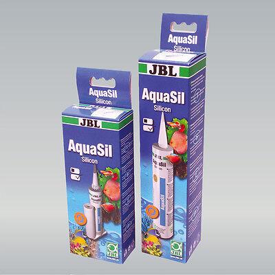 JBL AquaSil 310ml transparent Silicon für Aquarien und Terrarien Silikonkleber 2