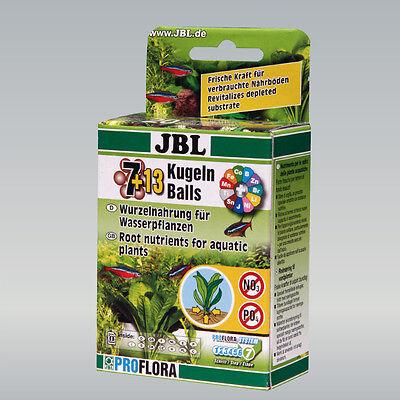 JBL Die 7 + 13 Kugeln 20 Düngekugeln für die Pflanzenwurzeln 2