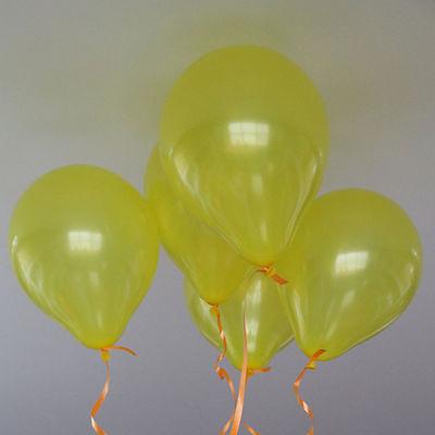 100Pcs Colorful Pearl Latex Balloon Celebration Party Wedding Birthday 10 inch 4
