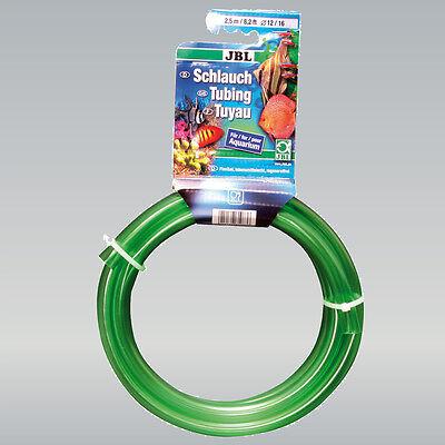 JBL Aquaschlauch GRÜN (Luft) 4/6mm (2,5m) grün-transparent, flexibel Schlauch 2