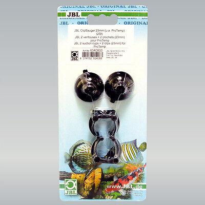 JBL Clipsauger 23-28mm Gummisauger mit Clips für Objekte von 23-28mm Durchmesser 3