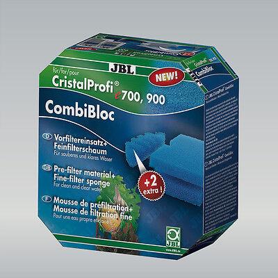 JBL CP e CombiBloc Set mit Filtereinsätzen und Feinfilterschaum CP  e4/7/900/1