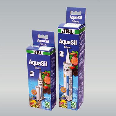 JBL AquaSil 80 ml  schwarz Silicon für Aquarien und Terrarien Aquarienkleber 2