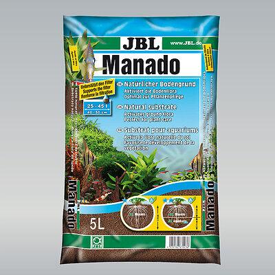 JBL Manado 5 l für 50 l Naturbodengrund der filtert und Pflanzenwuchs fördert 2