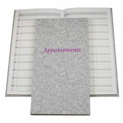 Appointment Book Diary for Hairdresser Beautician Therapist Stylist 3 Columns