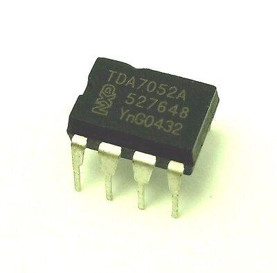 5pcs philips tda7052a tda7052 1w btl mono audio amplifier dc control