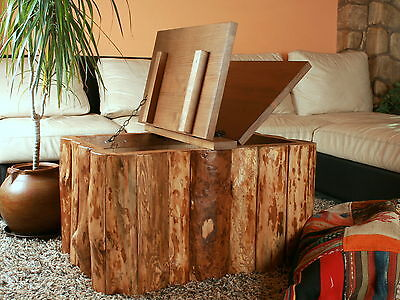 tisch truhe holztruhe designer couchtisch kaffeetisch holz kiste rustikal unikat eur 196 34. Black Bedroom Furniture Sets. Home Design Ideas