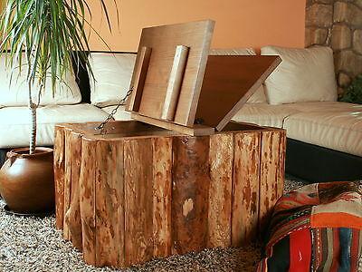 Tisch Truhe Holztruhe Designer Couchtisch Kaffeetisch Holz Kiste ...
